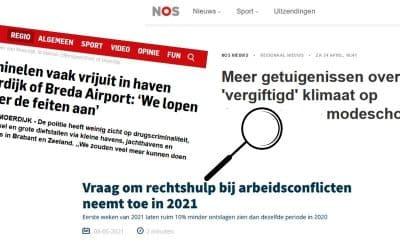 In het nieuws